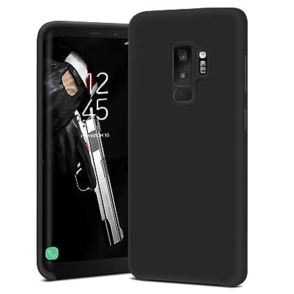Amazon.com: Galaxy S9 Plus funda, jasbon líquido suave ...