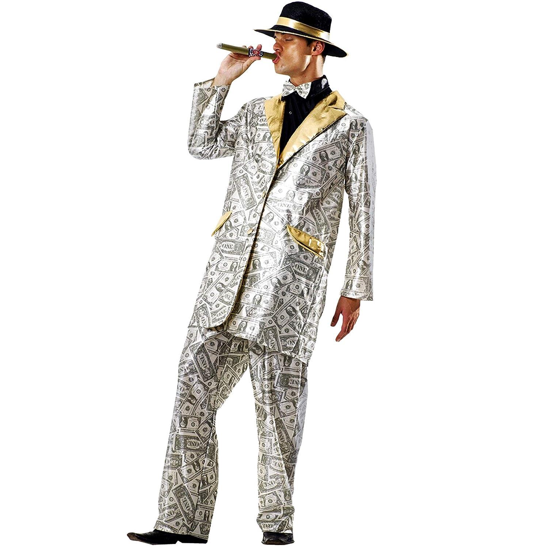 Amazon.com: Boo Inc. - Traje de hombre para Halloween: Clothing