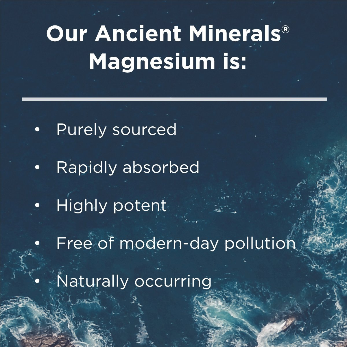 Ancient Minerals Magnesium Lotion of Pure Genuine Zechstein Magnesium Chloride - Best uesd for Topical Skin Application on Sensitive Skin(5oz) by Ancient Minerals (Image #3)