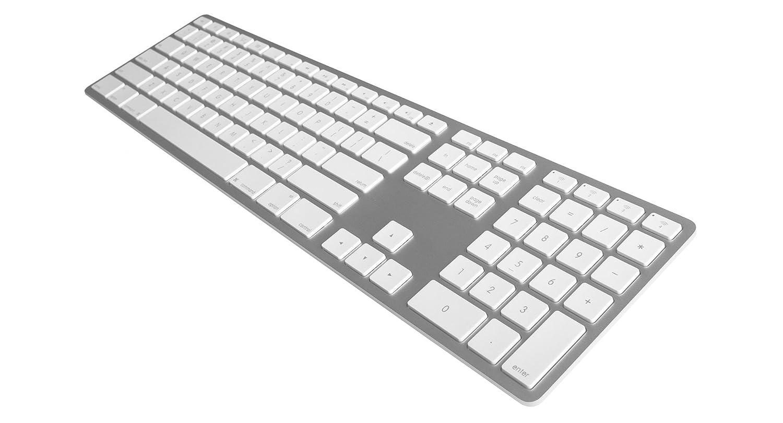 Amazon Matias Wireless Aluminum Keyboard Silver Computers