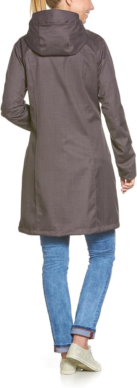 Tatonka Damen Praja W's Coat Mäntel chestnut brown