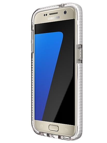 newest 662d3 6b592 Tech21 Evo Check for Samsung Galaxy S7 - Clear/White