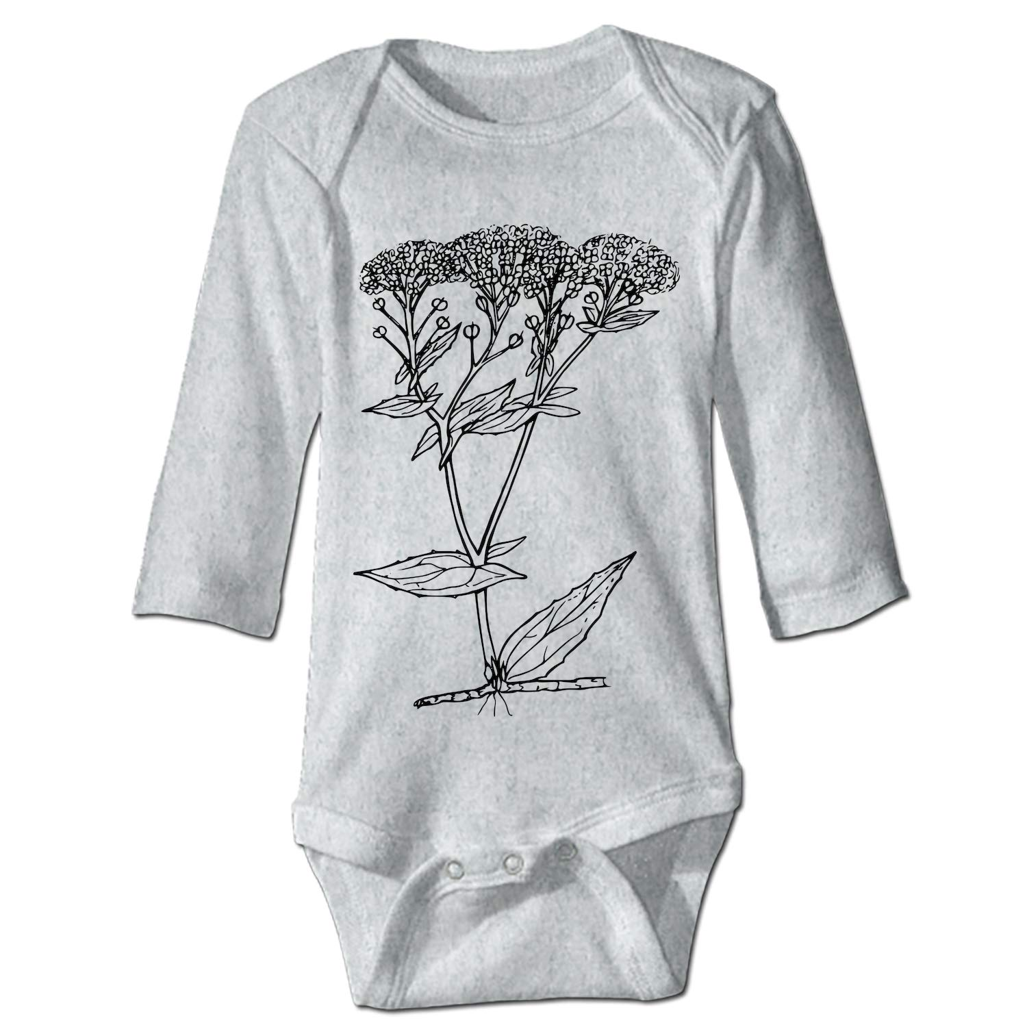 Flower New Parents Top Baby Bodysuit