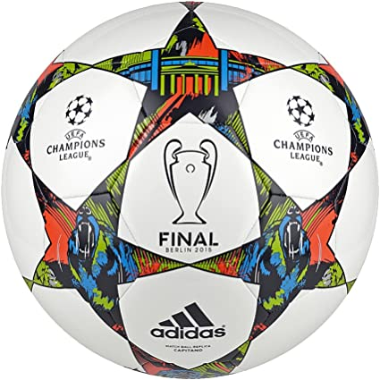 adidas Finberlincap UCL Final 2015 Berlín - Balón de fútbol, color ...