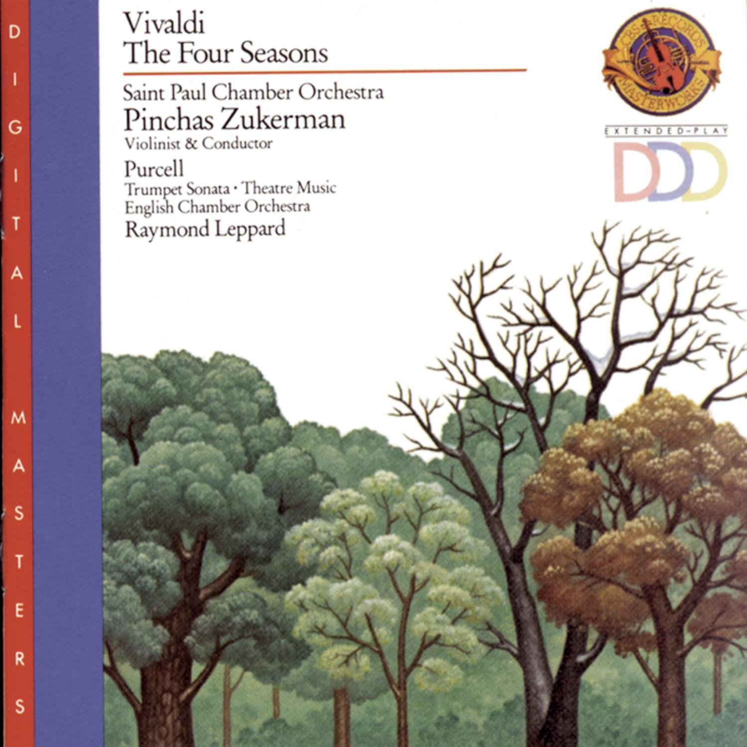 Vivaldi: The Four Seasons and other Baroque Works