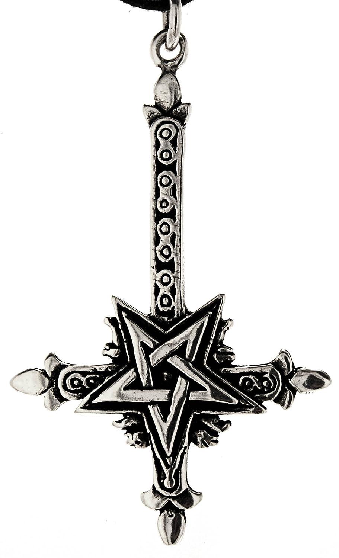 Kreuz Anhänger aus 925 Sterling Silber Nr. 133 Eastern Gems ABC-1155