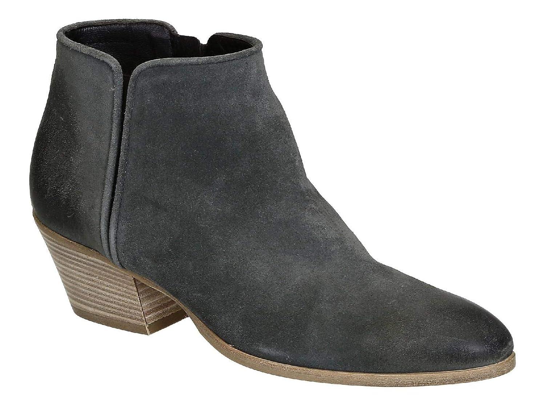 6cde6b84440f5 Amazon.com: Giuseppe Zanotti Design Women's E47040 Grey Suede Ankle Boots:  Shoes