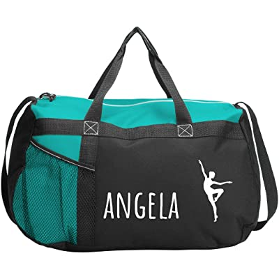Angela Ballet Dance Bag Gift: Gemline Sequel Sport Duffel Bag