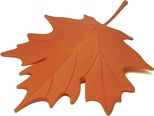 QUALY Autumn Door Stopper 147x183x35 Orange