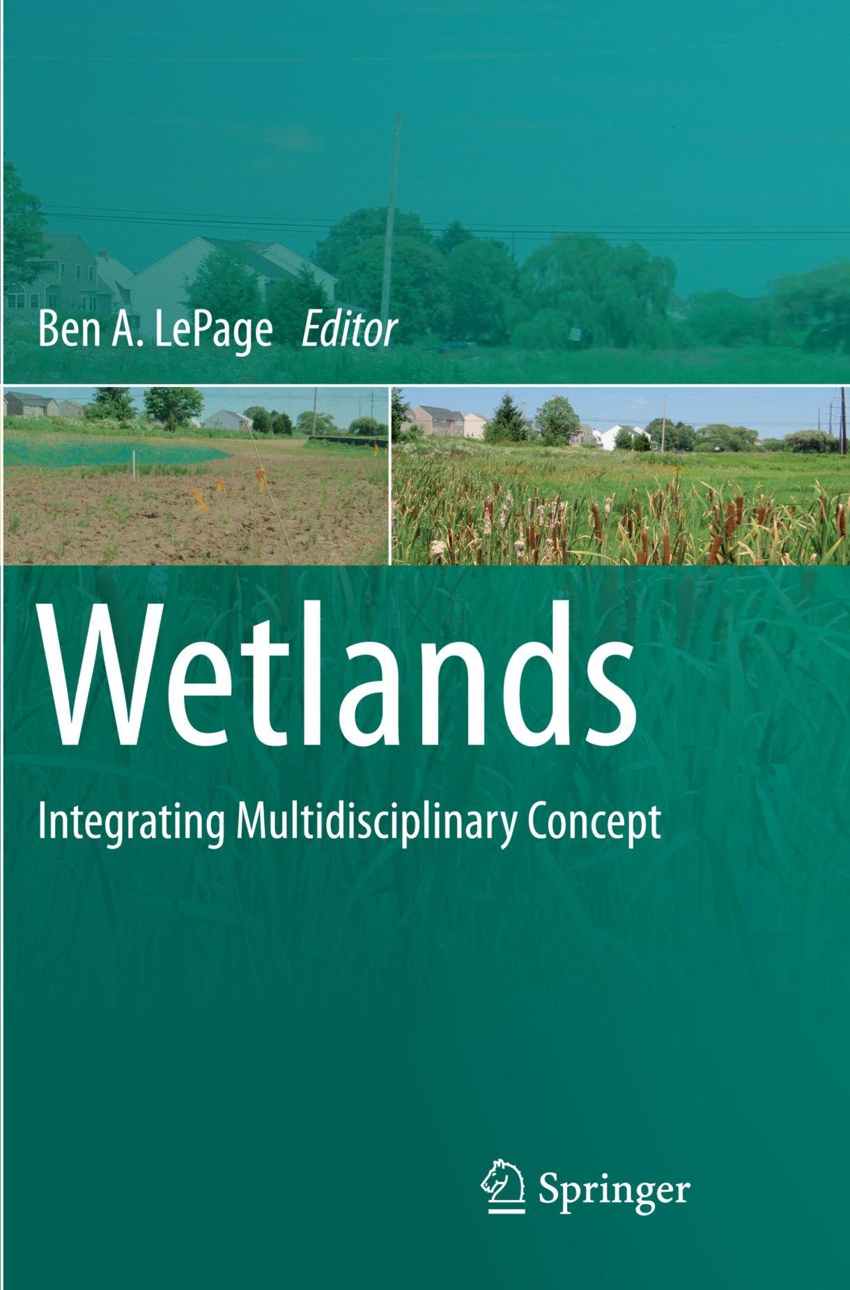 Wetlands: Integrating Multidisciplinary Concepts