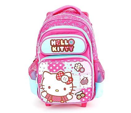 ec1de65abf16 Hello Kitty Rolling Backpack  Patchwork