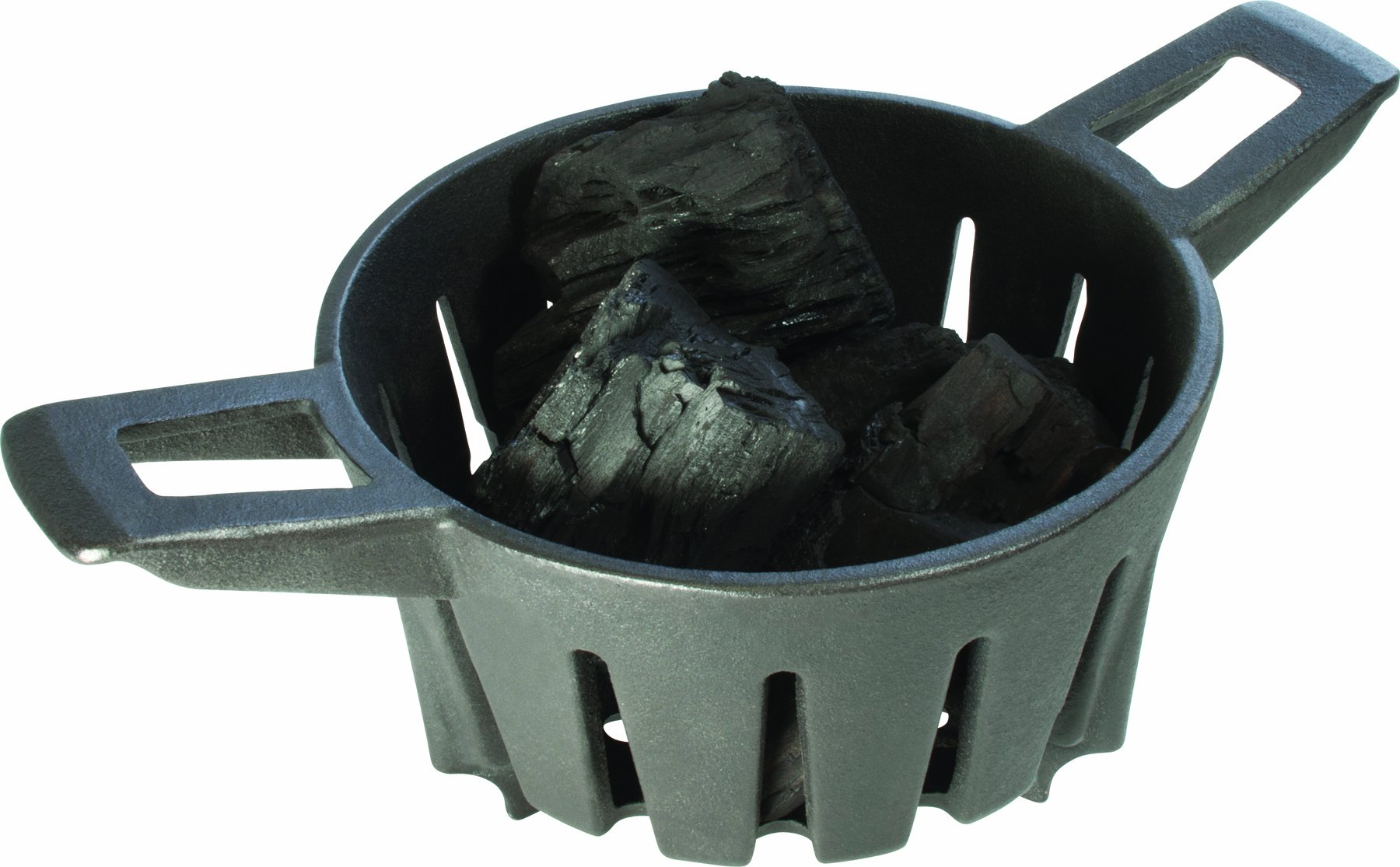 Broil King KA5565 Keg Caddie Charcoal Basket, Black by Broil King