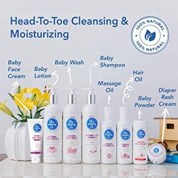 Buy The Moms Co Tear Free Natural Baby Wash With Calendula