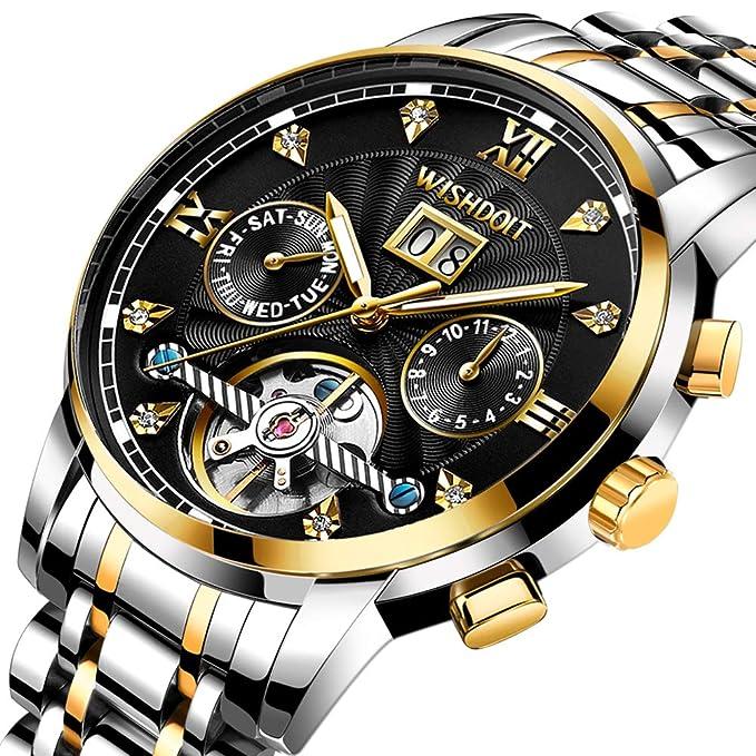 Hermoso reloj de hombre para lucir bienhttps://amzn.to/2vfiuT8