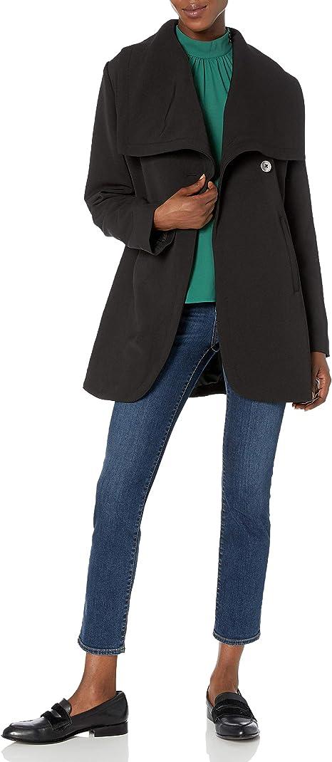 Amazon.com: Lark & Ro para mujer chaqueta con un solo ...