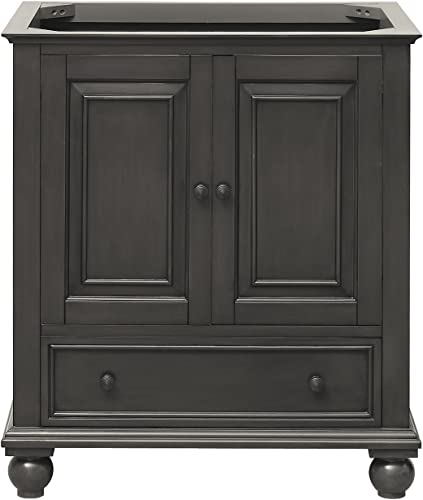 Avanity Thompson 30 in. Vanity Only