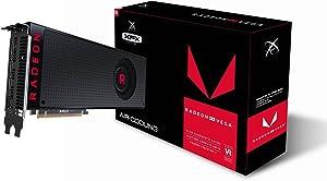 XFX Radeon Rx Vega 56 8GB 3xDP HDMI Graphic Cards RX-VEGMLBFX6