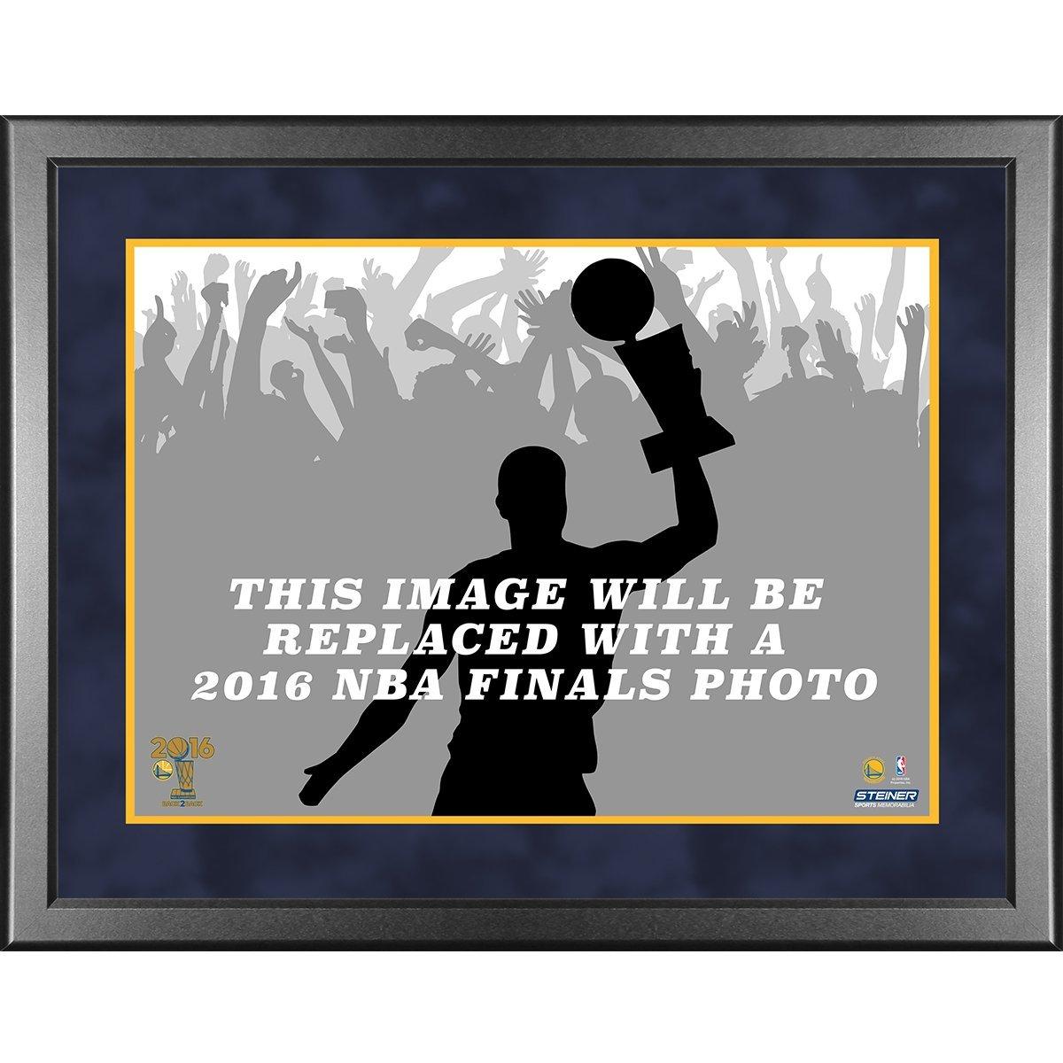 NBA Golden State Warriors Unisex 2016 NBA Champion Golden State Warriors 8x10 Framed Photo, Navy
