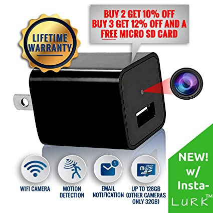 Amazon.com : Hidden Camera > Spy Camera > WiFi Camera Remote ...