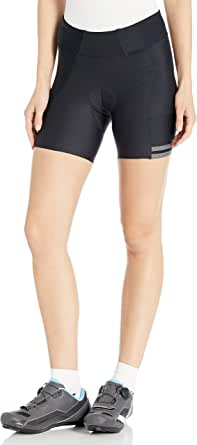 Pearl iZUMi Women's Elite Escape Half Shorts, Black, Large
