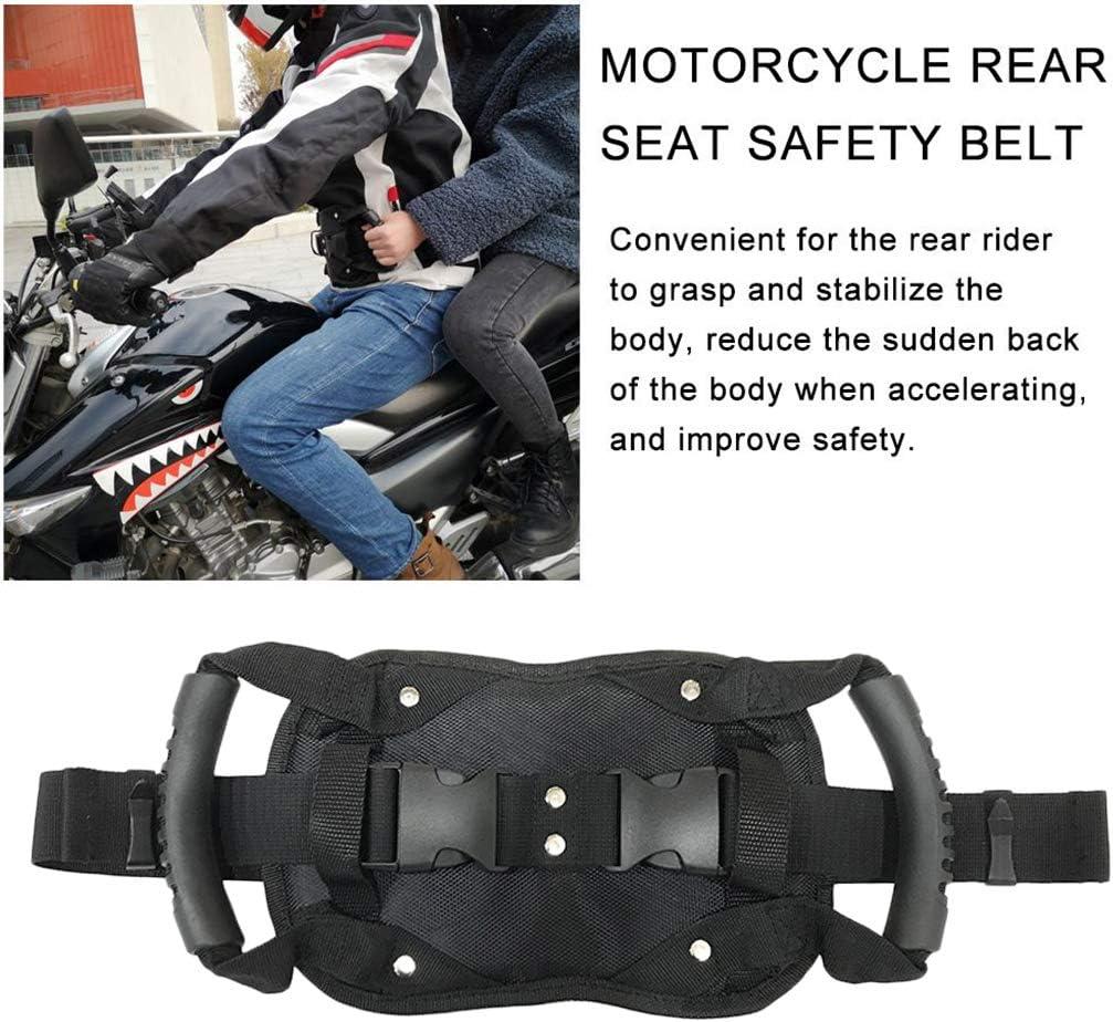 Toygogo Maniglie Passeggero Universali per Moto Motocross ATV Scooter