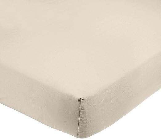 172 opinioni per AmazonBasics- Lenzuolo in microfibra con angoli, Singolo, 90 x 190 x 30 cm,