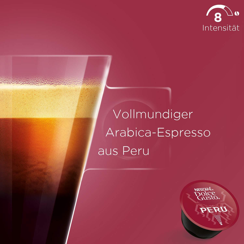 NESCAFÉ Dolce Gusto Cápsulas de Café Origen Perú, 3 Paquetes de 12 Cápsulas - Total: 36 Cápsulas: Amazon.es: Alimentación y bebidas