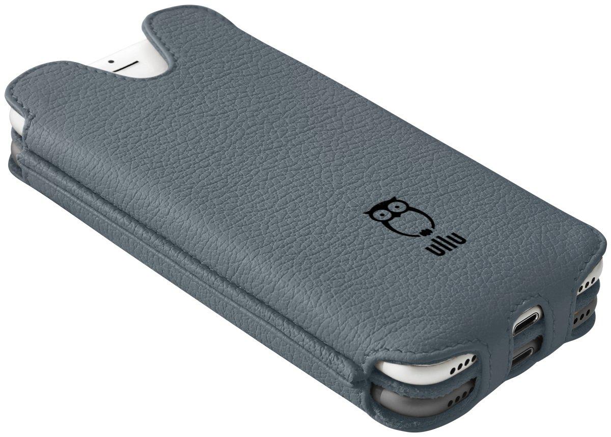 ullu Sleeve for iPhone 8 Plus/ 7 Plus - Smoke Up Grey UDUO7PPL08 by ullu (Image #2)