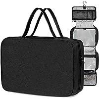 INNObeta KlyN 4.0 Liter Hanging Toiletry Bag for Men and Women, Mens Travel Dopp Kit with Detachable TSA Approved Clear…