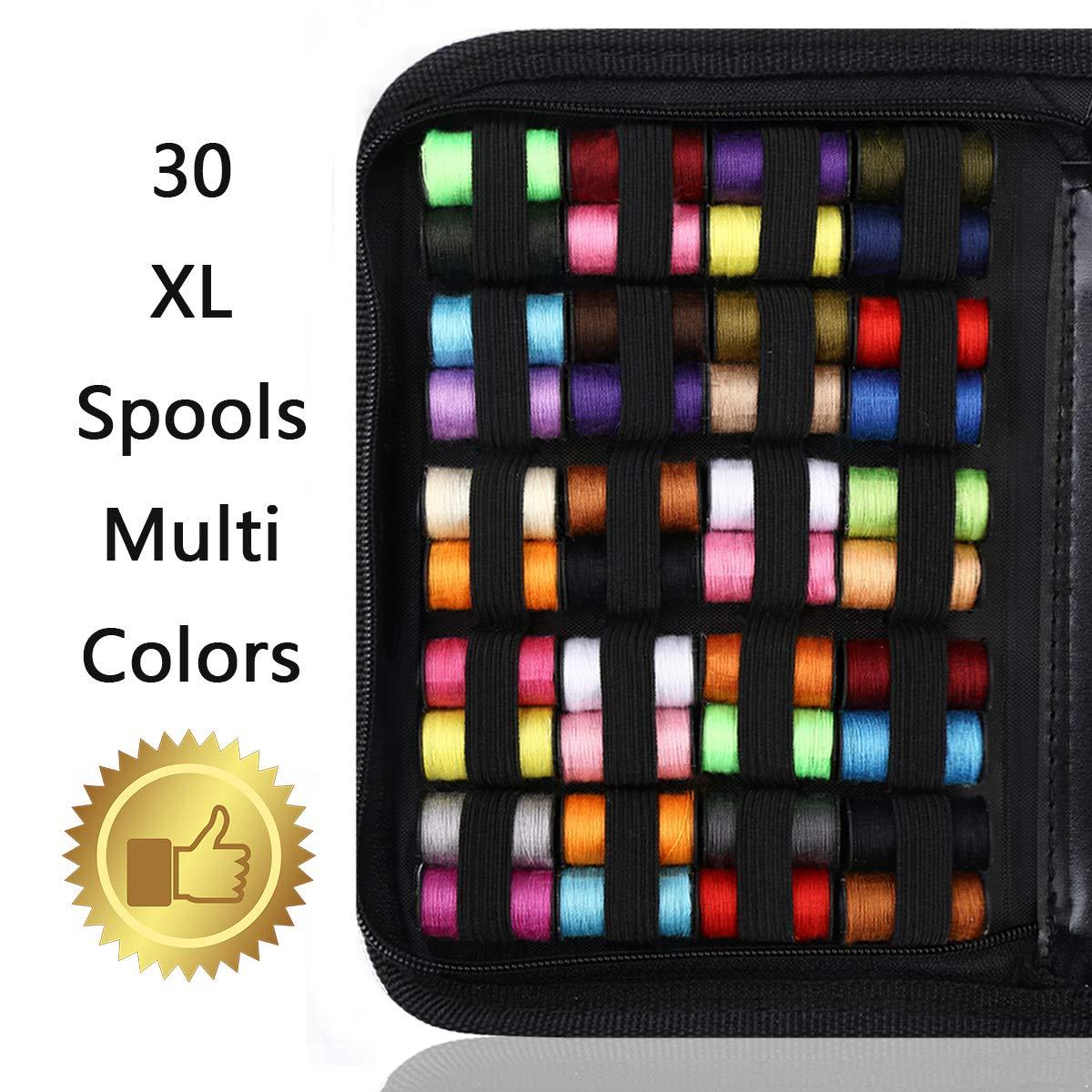 URAQT Kit de Costura con 128pcs, Accesorios de Costura Premium ...