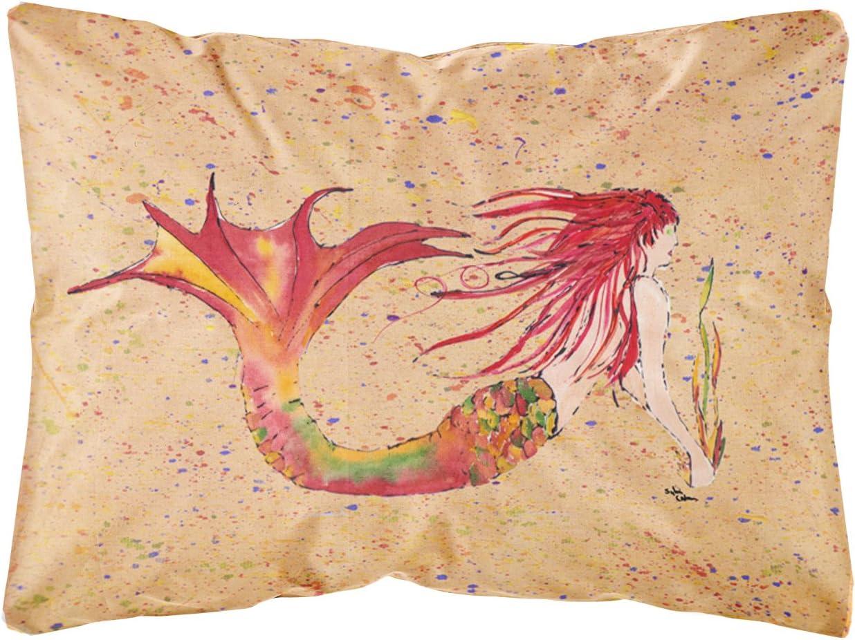 Comfort Classics Inc. Set of 2 Indoor Outdoor Throw Pillow 12 x 12 x 4 in Polyester Fabric Garden Gate