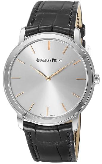 pick up 4345f e6f24 [オーデマ ピゲ] 腕時計 エクストラシン 15180BC.OO.A002CR.01 並行輸入品 ブラック