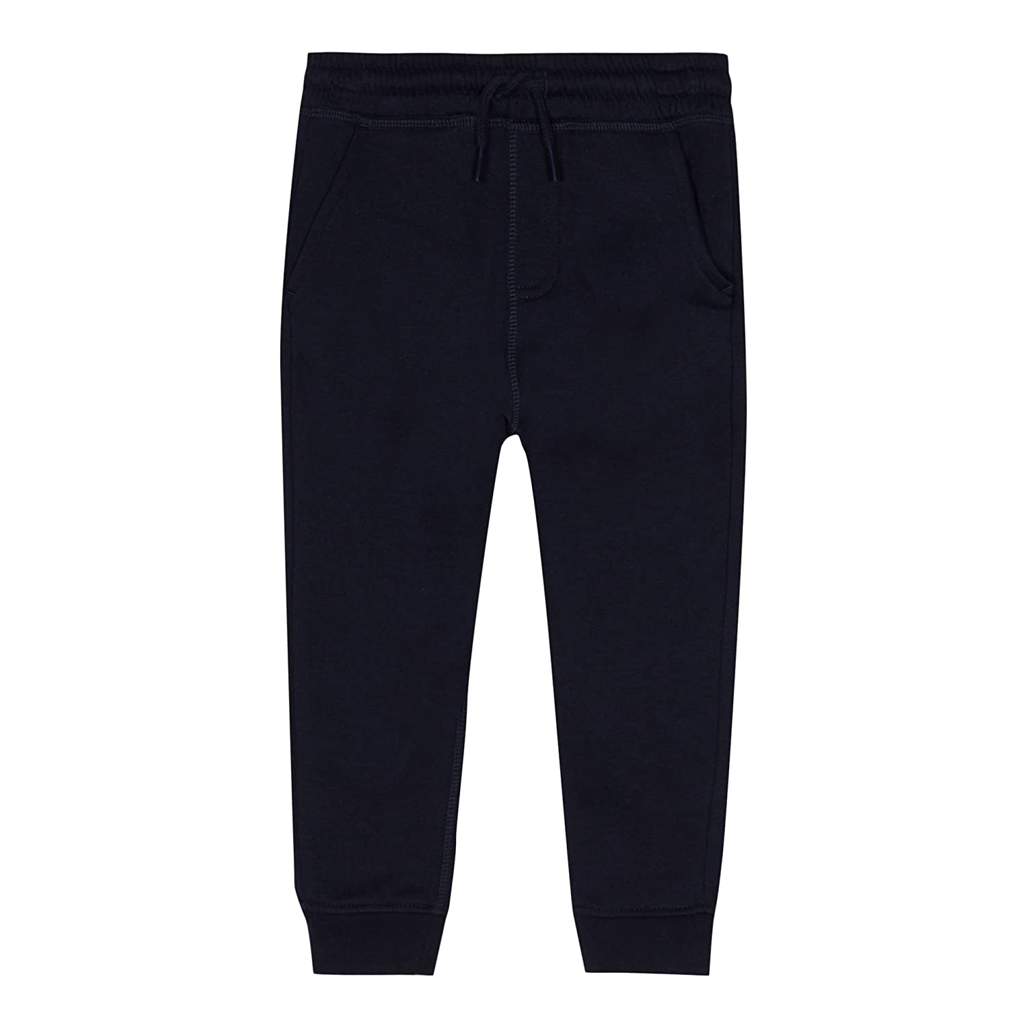 bluezoo Kids Boys' Navy Jogging Bottoms