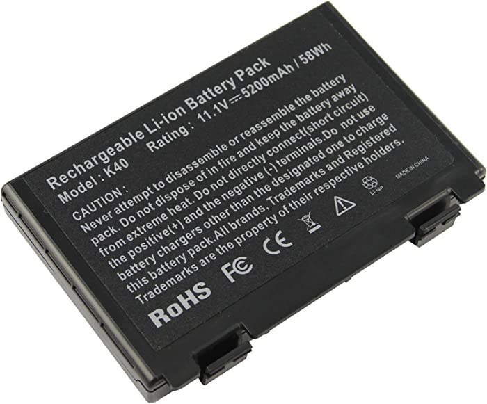 Top 10 Battery Charger For Laptop Asus K601j