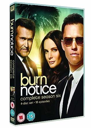 Burn notice full episodes download.