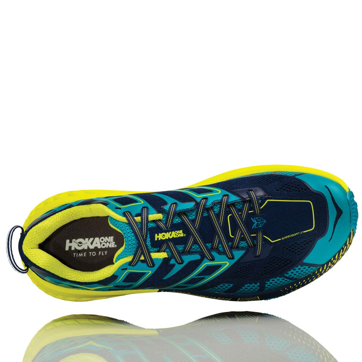 HOKA ONE ONE Mens Speedgoat 2 Running Shoe