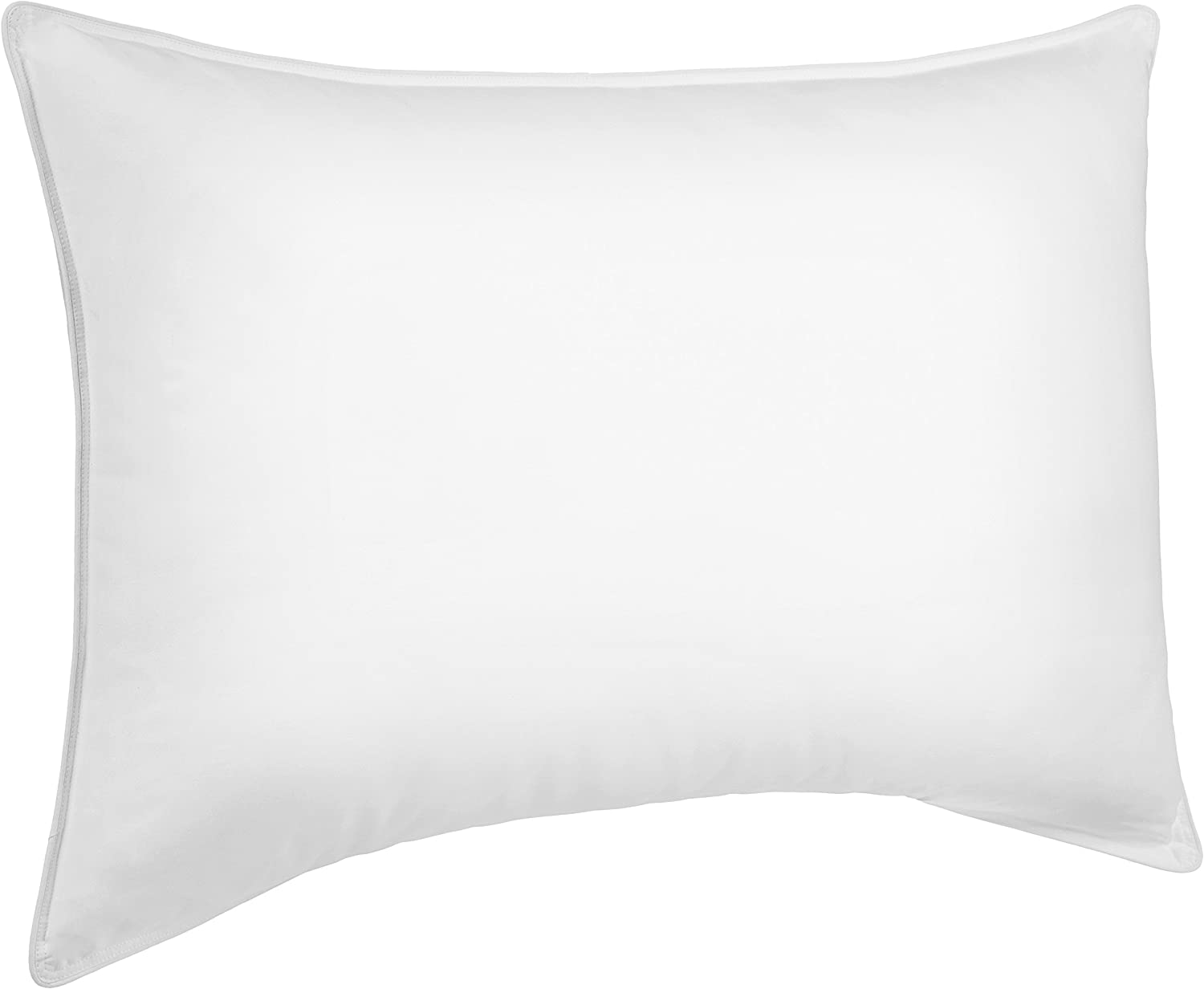 Pinzon Down Alternative Pillow, Soft Density for Stomach Sleepers, Queen