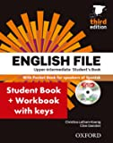 English File 3rd Edition Upper-IntermediateStudent's Book + Workbook with Key Pack (English File Third Edition)