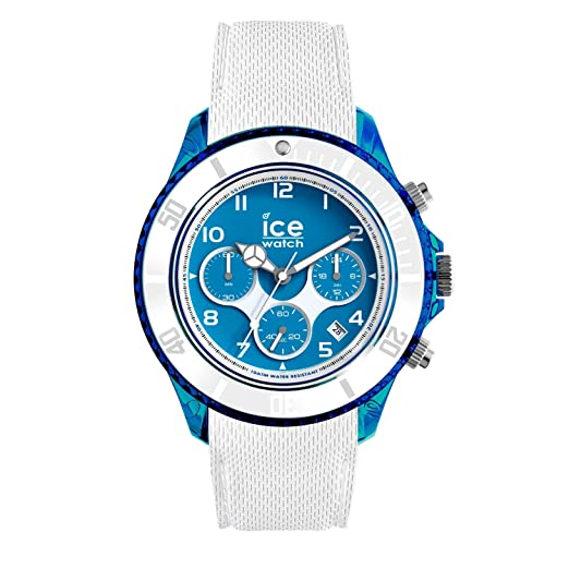 Ice-Watch - ICE dune Superman blue - Reloj bianco para Hombre con Correa de