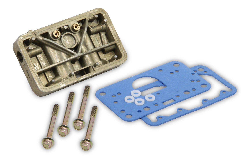 Holley 34-13 Secondary Metering Block Kit HOL 34-13