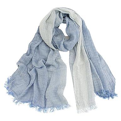 0d5197eda TOPSTORE01 Men's Scarf Wraps Winter Scarves Warm 100% Cotton Gentleman  Fashion Accessories