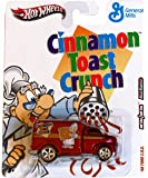 '49 FORD C.O.E. * CINNAMON TOAST CRUNCH * Hot Wheels General Mills Cereal 2011 Nostalgia Series 1:64 Scale Die-Cast Vehicle