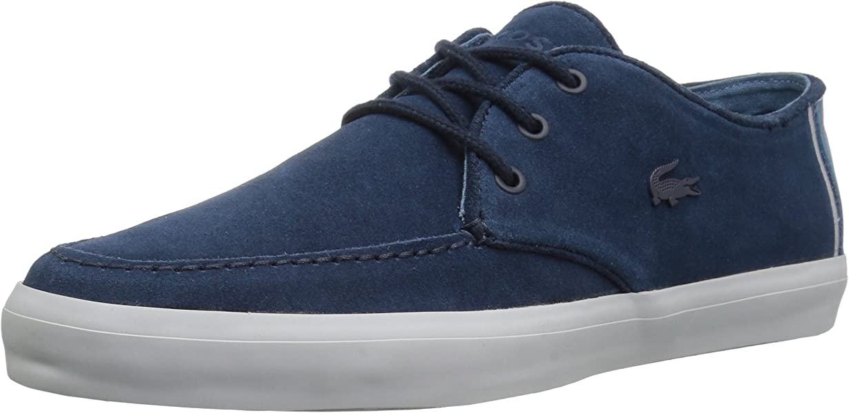 de6df6b631d974 Lacoste Men s Sevrin 316 1 CAM Sneaker Navy 9 M US