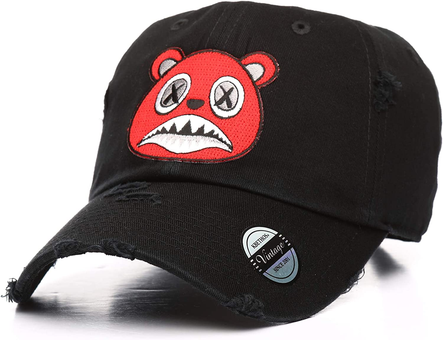 Baws Angry Strapback Hat