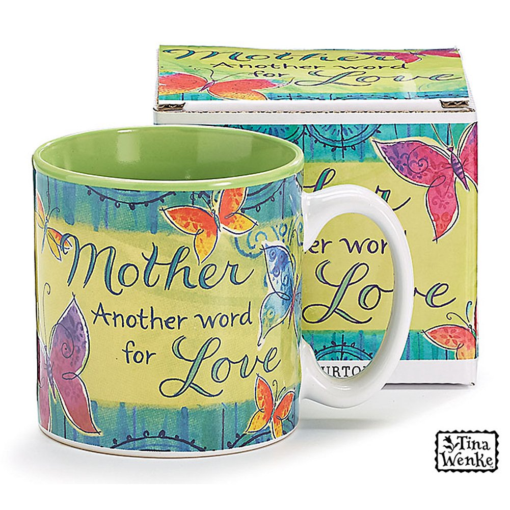 Mother Is Another Word for Love Ceramic Mug