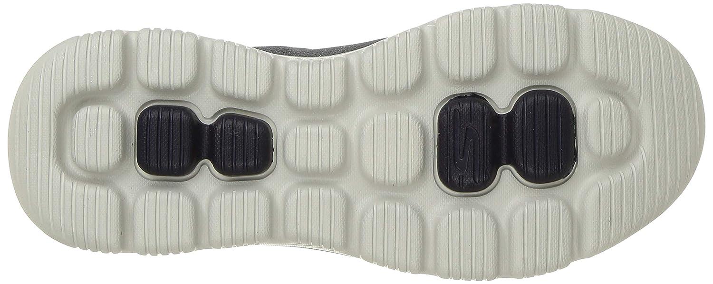 Skechers Herren Go Walk Evolution Ultra-Intercept Turnschuh Charcoal/Navy