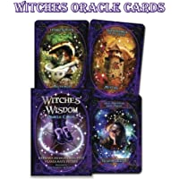 WXGY Tarot Deck, Witches Wisdom Tarjetas Oracle, Impresionante