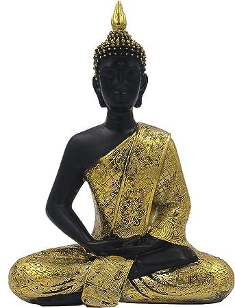 Amazon.com: DharmaObjects - Estatua de Buda tailandés ...