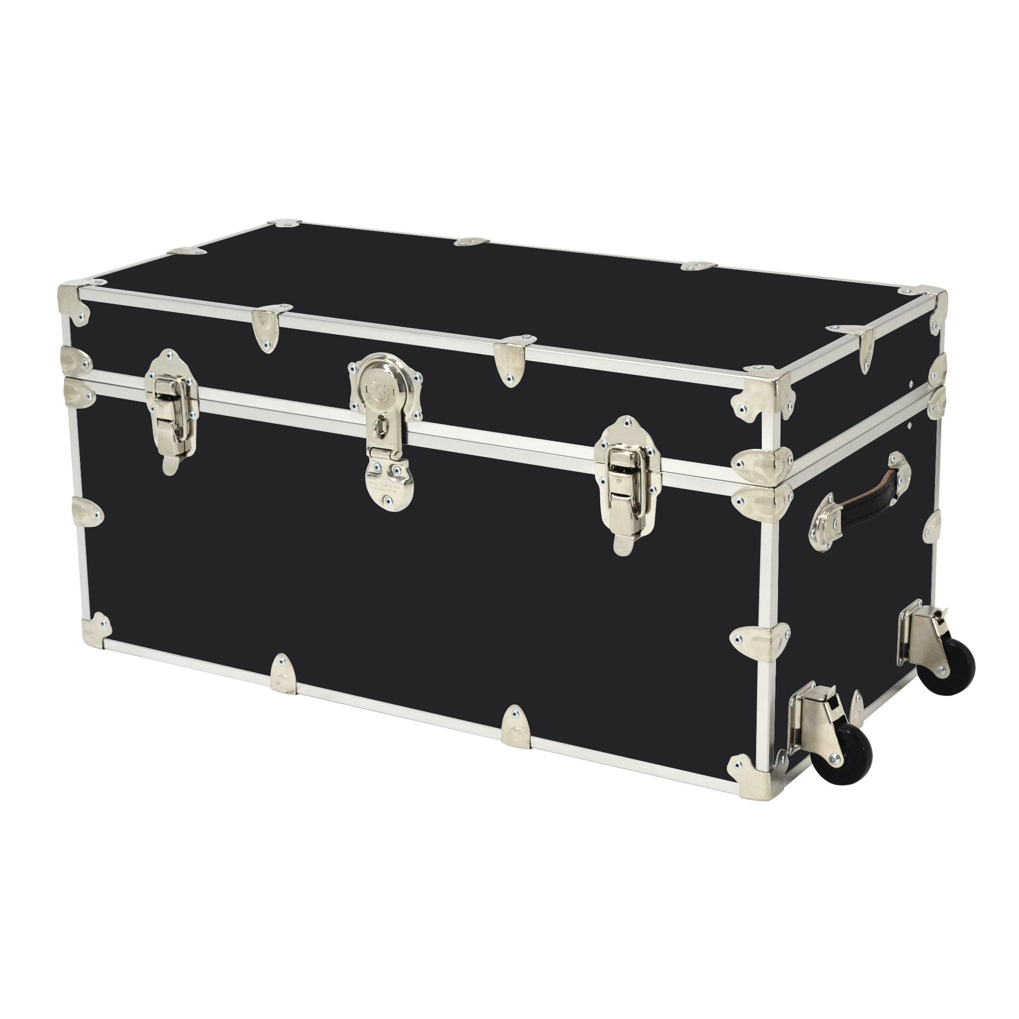 Rhino Dorm Armor Trunk with Wheels, 35'' x 17'' x 17'' by Rhino Trunk and Case
