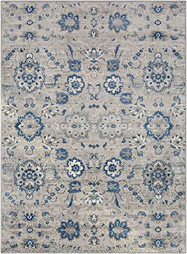 Adairsville Moroccan Bohemian Farmhouse 7 10 x 10 3 Rectangle Updated Traditional 100 Polypropylene Area Rug